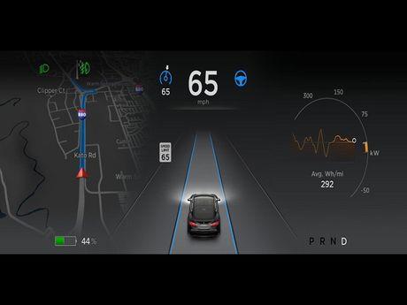 He thong Autopilot cua Tesla khong an toan cho giao thong - Anh 1