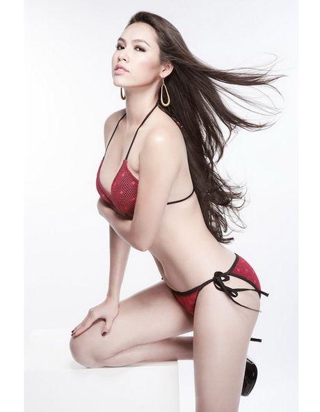 Anh bikini 'bong mat' cua 9 my nu thi Hoa hau Hoan vu - Anh 14