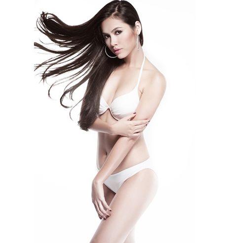 Anh bikini 'bong mat' cua 9 my nu thi Hoa hau Hoan vu - Anh 16