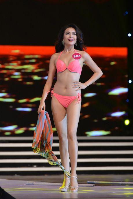 Anh bikini 'bong mat' cua 9 my nu thi Hoa hau Hoan vu - Anh 4