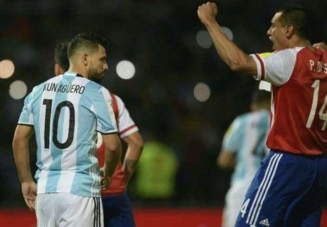 Doi hinh chinh thuc cua Argentina trong tran sieu kinh dien voi Brazil - Anh 1