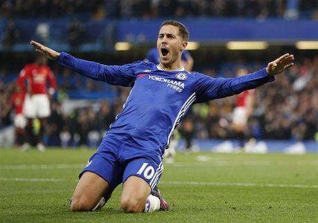 Costa, Hazard thay nhau bao tin du cho Chelsea - Anh 1