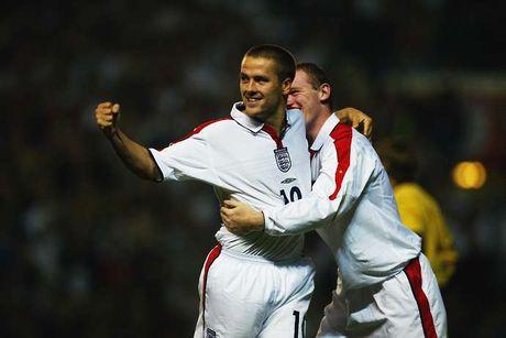 Doi hinh tuyen Anh lua 2003 co the vo dich... EURO 2008 - Anh 9