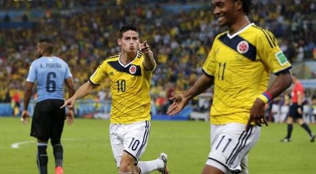 03h30 ngay 11/11, Colombia vs Chile: Tranh dau quyet liet - Anh 4