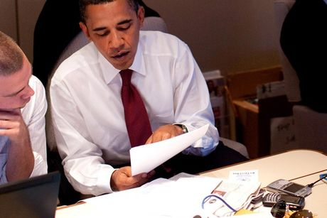 Diem danh nhung thiet bi cong nghe phuc vu Tong thong Obama - Anh 4