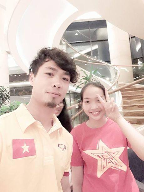 NHM phat hoang voi chom 'rau de' cua Cong Phuong - Anh 6