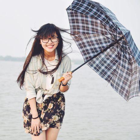Nu sinh Hai Duong ban co noi gi khi bi che 'song ao'? - Anh 2