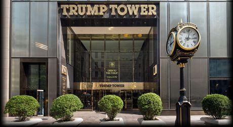 Kham pha toa Thap Trump noi nhu con o New York - Anh 7