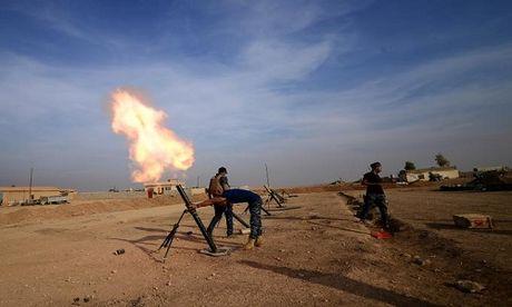 Tuan thu tu cua chien dich giai phong Mosul khoi IS - Anh 1
