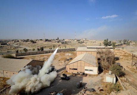 Tuan thu tu cua chien dich giai phong Mosul khoi IS - Anh 5