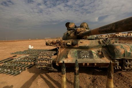 Tuan thu tu cua chien dich giai phong Mosul khoi IS - Anh 7