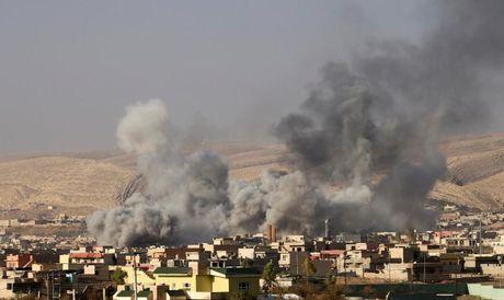 Tuan thu tu cua chien dich giai phong Mosul khoi IS - Anh 8