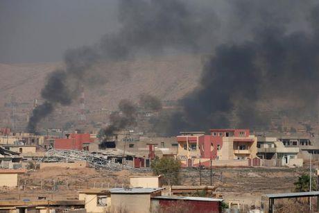Tuan thu tu cua chien dich giai phong Mosul khoi IS - Anh 9
