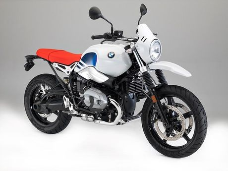 BMW R nine T co them 'cao cao' gia re Urban G/S - Anh 8