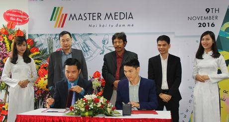 Khai truong Hoc vien Master Media tai Ha Noi - Anh 1