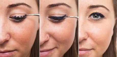 10 meo giup cac nang ke eyeliner de 'nhu an keo' - Anh 10