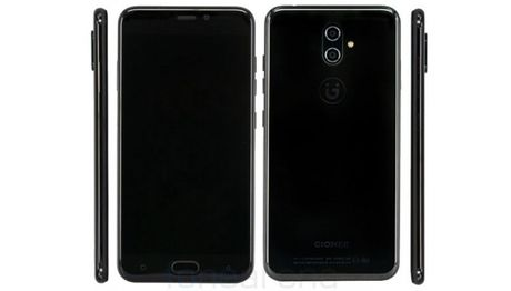 Smartphone Gionee S9 voi camera kep se ra mat vao ngay 15/11? - Anh 2