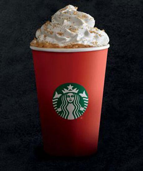 Starbucks ra mat mon nuoc uong dac trung cho mua Giang sinh - Anh 2