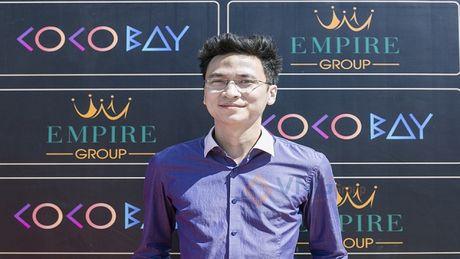 Ong Trinh Viet Hung – Pho Tong giam doc Tap doan Empire: Cocobay- Huong den to hop giai tri hang dau Dong Nam A - Anh 1