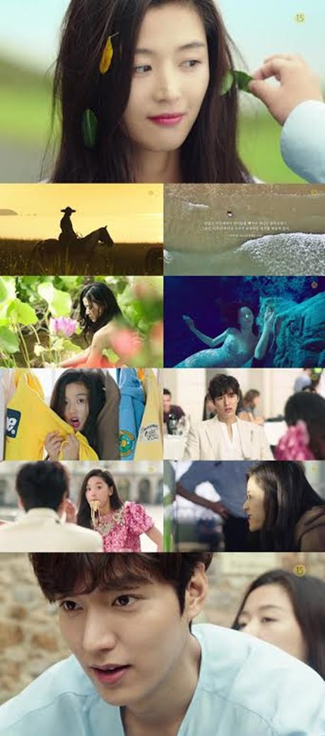 Jun Ji Hyun – nguoi tinh man anh hoan hao nhat cua Lee Min Ho? - Anh 2