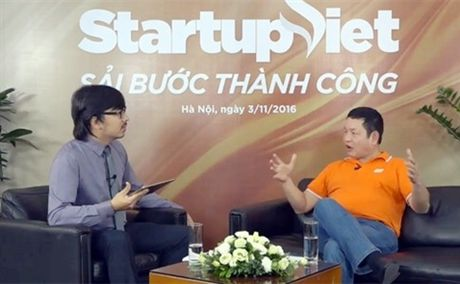 Nen tang thanh cong cho startup la huong ra the gioi - Anh 1