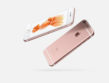 Apple mo ban iPhone 6S va iPhone 6S Plus gia re - Anh 1