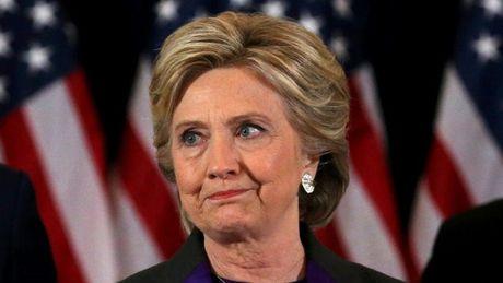 Ba Hillary Clinton san sang lam viec voi ong Donald Trump - Anh 1