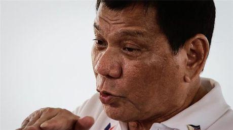 Tong thong Philippines tuyen bo ngung tranh cai voi My - Anh 1