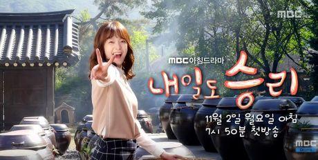 Ve dang yeu cua Jeon So Min trong phim truyen hinh Ngay mai chien thang - Anh 10