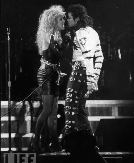 Nhung khoanh khac dang nho trong doi Michael Jackson - Anh 12