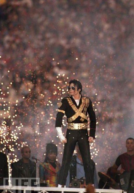Nhung khoanh khac dang nho trong doi Michael Jackson - Anh 13