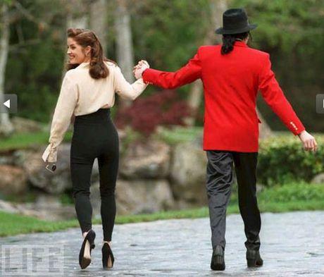 Nhung khoanh khac dang nho trong doi Michael Jackson - Anh 15