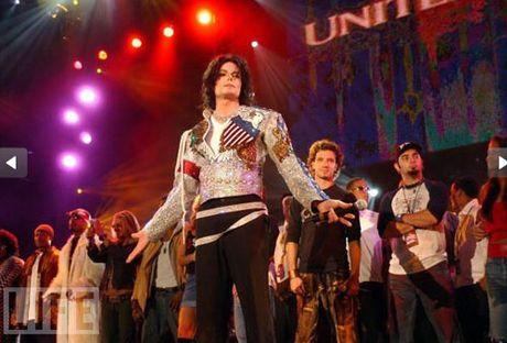 Nhung khoanh khac dang nho trong doi Michael Jackson - Anh 17