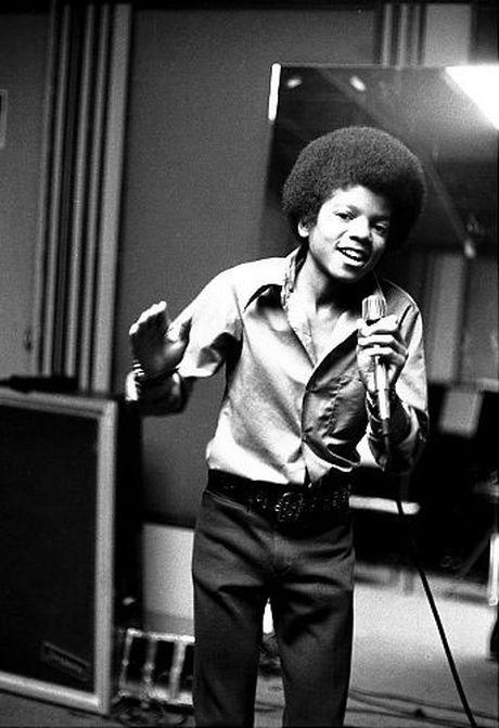 Nhung khoanh khac dang nho trong doi Michael Jackson - Anh 2