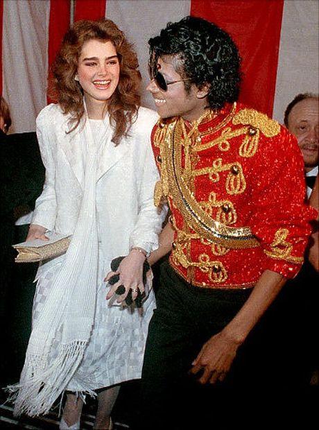 Nhung khoanh khac dang nho trong doi Michael Jackson - Anh 8