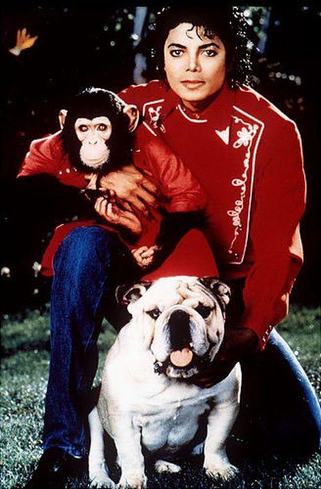 Nhung khoanh khac dang nho trong doi Michael Jackson - Anh 9
