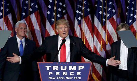 Lanh dao Viet Nam va cac nuoc chuc mung ong Donald Trump - Anh 1