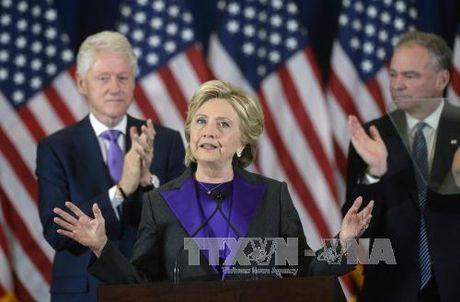 Twitter tran ngap loi xin loi sau that bai cua ba Clinton - Anh 1