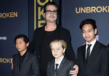 Brad Pitt ru sach cao buoc bao hanh con - Anh 1