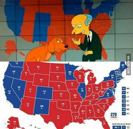 3 dieu chung to 'The Simpsons' som biet Trump la tong thong - Anh 3