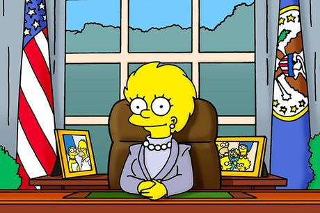 3 dieu chung to 'The Simpsons' som biet Trump la tong thong - Anh 4
