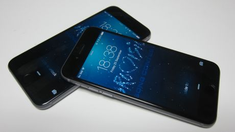 Apple am tham ban iPhone hang 'tan trang' - Anh 1