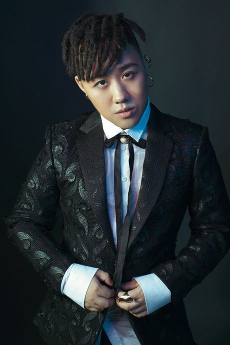 Trung Quan Idol ru bo hinh tuong ngoan hien de lam moi ban than - Anh 5