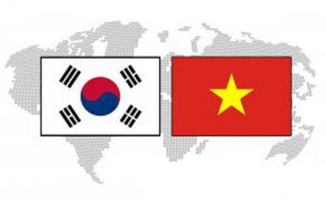 Day manh xuc tien thuong mai CNTT B2B Viet Nam - Han Quoc - Anh 1