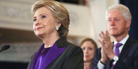 Hillary Clinton: 'Noi dau nay se con keo dai' - Anh 1