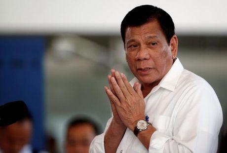 Tong thong Philippines ngung choc gian My sau chien thang cua ong Trump - Anh 1