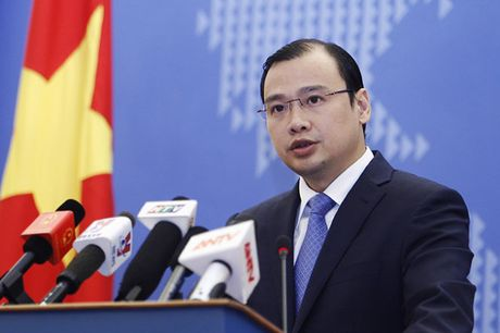 Viet Nam coi trong quan he hop tac voi Hoa Ky - Anh 1