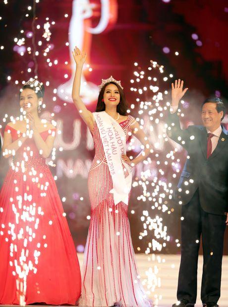 Cho phep to chuc Hoa hau Hoan vu Viet Nam 2017 - Anh 1