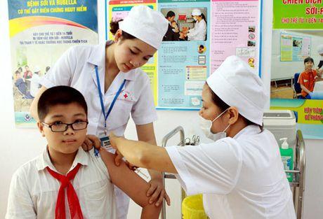PTT Vu Duc Dam de nghi ho tro he thong day chuyen lanh cho tiem chung - Anh 1