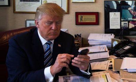 Dieu it biet ve thoi quen cua ong Donald Trump: Khong uong ruou, ghet email - Anh 7